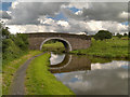 SD6123 : Leeds and Liverpool Canal Bridge#89 (Ollerton No 3) by David Dixon