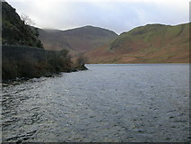 NY1618 : Crummock Water and Hause Point by Peter Bond