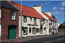 NT6578 : West Barns Inn by Anne Burgess