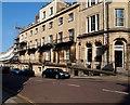 ST5772 : Clifton, Royal York Crescent - BS8 by David Hallam-Jones