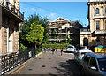 ST5773 : Clifton, Victoria Square - BS8 by David Hallam-Jones