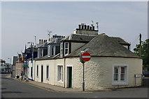NX0054 : Portpatrick by Leslie Barrie
