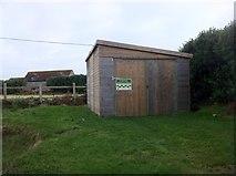 SV9215 : St. Martin's Ambulance Station by Andrew Abbott