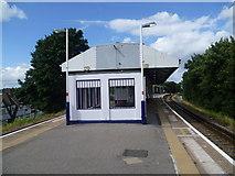 TQ2469 : Wimbledon Chase station by Marathon