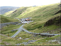 NY2213 : Honister Slate Mine by David Purchase