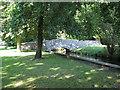 TQ2965 : Small stone bridge by Stephen Craven