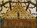 SJ8358 : Destiny, The Long Gallery at Little Moreton Hall by David Dixon