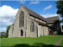 SO3958 : Grade I listed Church of St Mary, Pembridge by Jaggery