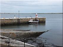 SC2667 : Nancy Ellen in Castletown by Richard Hoare