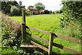 SO8230 : Stile near Hallings Farm by Philip Halling