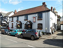 SO3958 : Red Lion, Pembridge by Jaggery