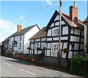 SO3958 : The Old Forge and The Old Wheelwrights, Pembridge by Jaggery
