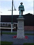 SO9491 : Brewery Cenotaph by Gordon Griffiths
