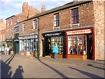SO9491 : Old Shops by Gordon Griffiths