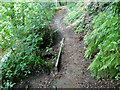 SE0025 : Path repair on Hebden Royd FP 64 by Humphrey Bolton