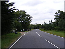 TM4072 : A144 Halesworth Road by Adrian Cable