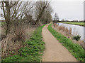 TL4964 : Cyclepath to Waterbeach by Hugh Venables