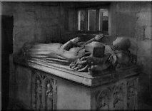 SK3442 : Tomb of Sir Roger Mynors and his lady in Duffield Church by William R Bland