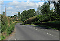 ST5759 : 2012 :  A368 approaching Bishop Sutton by Maurice Pullin