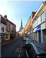 SO5140 : Union Street Hereford on a January day by Jaggery