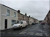 SD1779 : Surrey Street, Millom by Alexander P Kapp