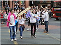 SJ8497 : Manchester Pride 2012, Coronation Street by David Dixon
