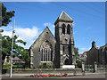 NU0051 : Spittal Parish Church by Graham Robson