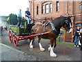 SK2625 : Claymills Victorian Pumping Station - one horsepower vehicle by Chris Allen