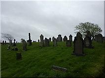 SD1779 : St George's Church, Millom, Graveyard by Alexander P Kapp