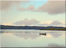 NG4151 : Loch Eyre by John Allan