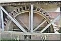 TM0819 : Thorrington Tide Mill - Breastshot Wheel by Ashley Dace