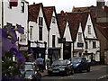 SU4997 : Gabled Abingdon by Colin Smith