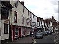 SU4997 : Abingdon - Bath Street by Colin Smith