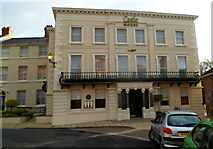 SO5139 : Grade II listed Castle House Hotel, Hereford by Jaggery