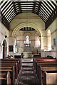 TF4375 : Interior, St James' Church, Rigsby by J.Hannan-Briggs