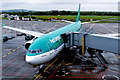 O1642 : Dublin Airport - Arrival by Aer Lingus by Suzanne Mischyshyn