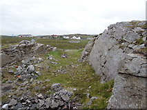 NB1536 : Quarry at Buaile Chruidh by Gus Macdonald
