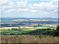 SU8417 : View from South Downs Way by Robin Webster