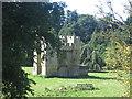 NU1714 : Alnwick Abbey Gatehouse by Graham Robson
