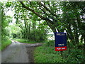SP0505 : Welsh Way at Smiths Covert by Nigel Mykura