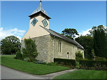 SO4465 : St Michaels Church by Croft Castle by Dave Spicer