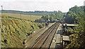 TQ4664 : Chelsfield station by Ben Brooksbank