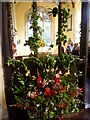 TQ9529 : Flower festival at St Peter and St Paul Church, Appledore by Marathon