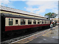 SD7916 : ELR coach at Ramsbottom by Stephen Craven