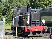 SD8010 : Barclay shunter on the ELR by Stephen Craven