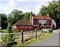 TQ6841 : Halfway House Free House, Brenchley by nick macneill