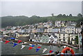 SX8751 : Dartmouth from the lower ferry by N Chadwick