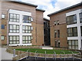SP4804 : Westminster Hall, Harcourt Hill Campus by Chris Holifield