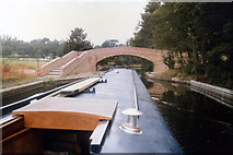 SP0585 : The Vale Footbridge Bridge No 84A Worcester and Birmingham Canal by Jo Turner