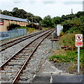 SM9006 : A view north from Milford Haven railway station by Jaggery